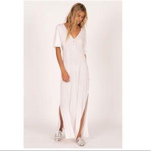 Amuse Society Padma Dress - white